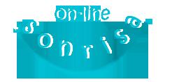 sourire en ligne