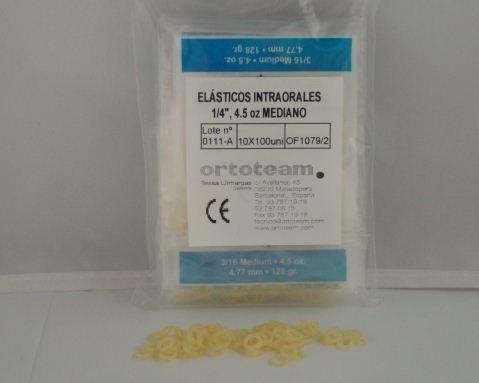 Medium INTRAORAL ELASTICS (4,5 oz) 1 / 8