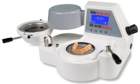 Thermovormen machine BIOFORM PRO door Ortoteam meer cursus en Materiaal kit