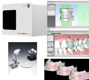 KIT ALLINEATORE ESTETICO INVISIBILE 3D