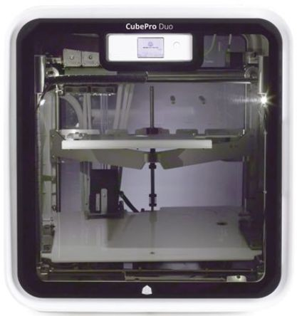 PRINTER 3DSOBREMESA 3D SYSTEMS, CUBE PRO, DUO, FDM.